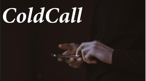 【罗勒网】ColdCall高手教你如何打电话